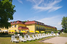 Tagungshotel Seehotel Brandenburg an der Havel in 14778 Beetzsee